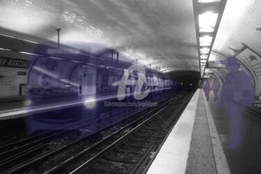 STATION ALMA MARCEAU (PARIS)