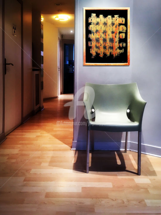 Jean-Marc PHILIPPE ( Jimpy ) - THE WAITING ROOM